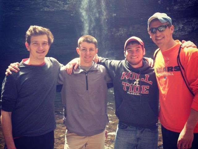 Jacob Brackmann - Study Abroad Scholarship Receipient