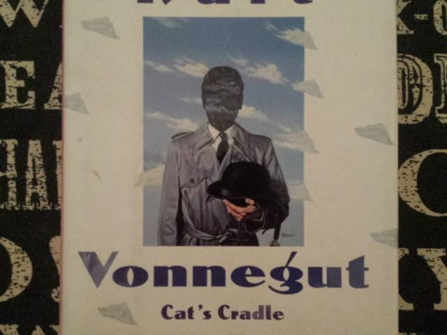 a review of kurt vonneguts novel cats cradle Just finished reading kurt vonnegut's cat's cradle in fact cats cradle is in part a as the people in the bomb connection as set up in the novel as a.