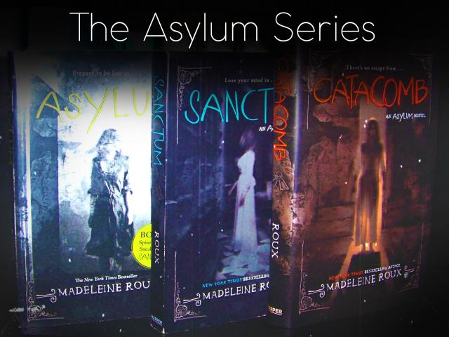 The Asylum Series Book Review Honor Society