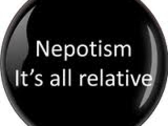 nepotism  good or bad