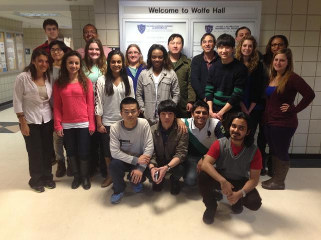 Sandy Baghdy - Undergraduate Achiever Scholarship Recipient