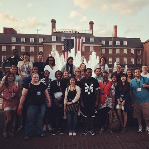 HonorSociety.org Members Visit Washington, D.C.