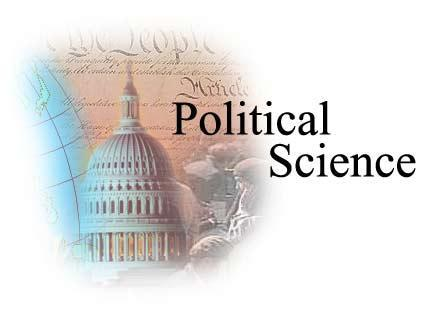 Why Political Science Chose Me