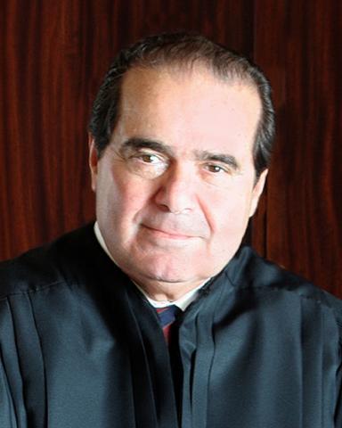 An Open Letter to Antonin Scalia