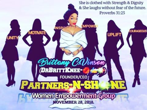 Partners In Shine Women Empowerment Group and Source Centers International