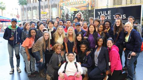 Los Angeles Member Trip 2014: A look back