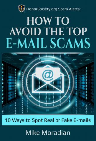 How to Avoid the Top E-mail Scams - Book Preview