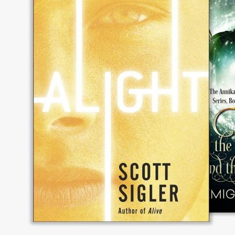 {Review} Alight by Scott Sigler