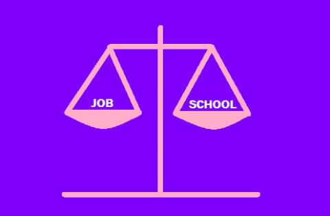 3 Easy Ways to Balance Work and School