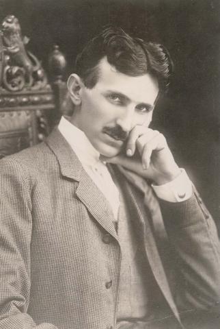 Nikolai Tesla, Three Pyramids and Infinite Energy.