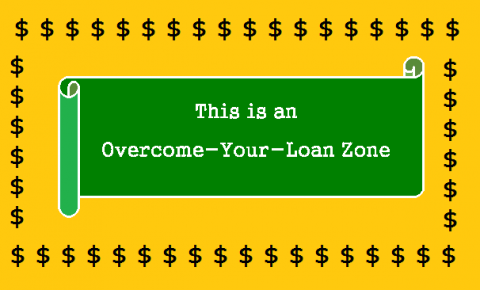 Don't Be A-Loan: How to Overcome Student Loan Debt