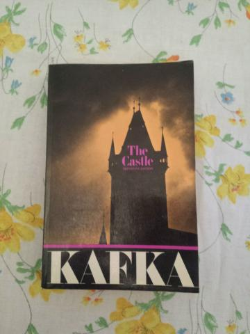 franz kafkas the castle discussion paper The novel the castle by franz kafka is a foreboding tale about a land surveyor, known only as k, called to a small, snowy village to perform what turns out.
