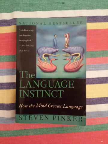 """Book Review: Steven Pinker's """"The Language Instinct: How The Mind Creates Language"""""""