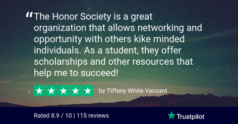 Review of HonorSociety.org