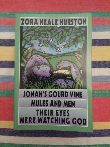 an analysis of zora neale hurstons their eyes were watching god Their eyes were watching god is a 1937 novel and the best known work by african-american writer zora neale hurston the novel narrates main character janie.