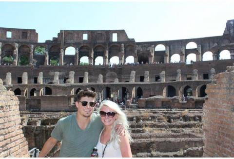 Algenia Capuano: My Study Abroad Scholarship!