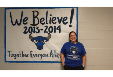 Erika Lerma: My Graduate Student Achiever Scholarship!