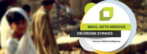 Drones: A Blind Intelligence