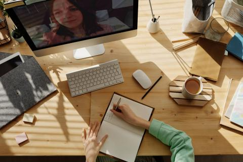 5 Tips for Attending an Online Lecture