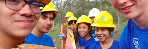 Join the Student Conservation Association!