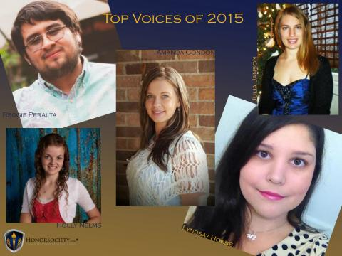 Top Voices of 2015