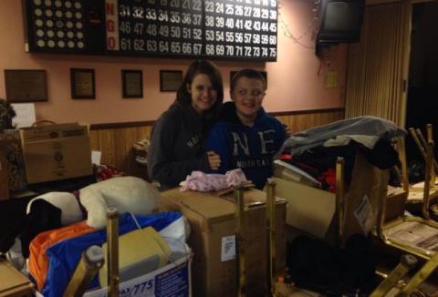 Vanessa Richardson: My Community Service Scholarship!